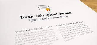 Traducciones legales y certificadas con Traducciones juradas Madrid